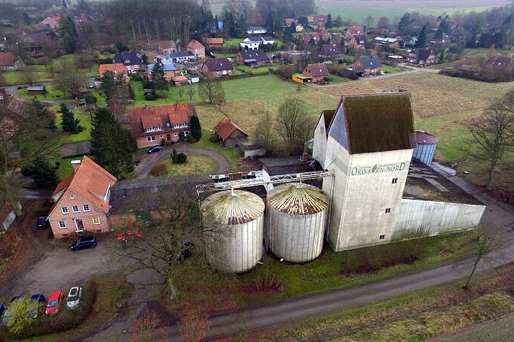 Öko Korn Nord Verwaltung in Betzendorf